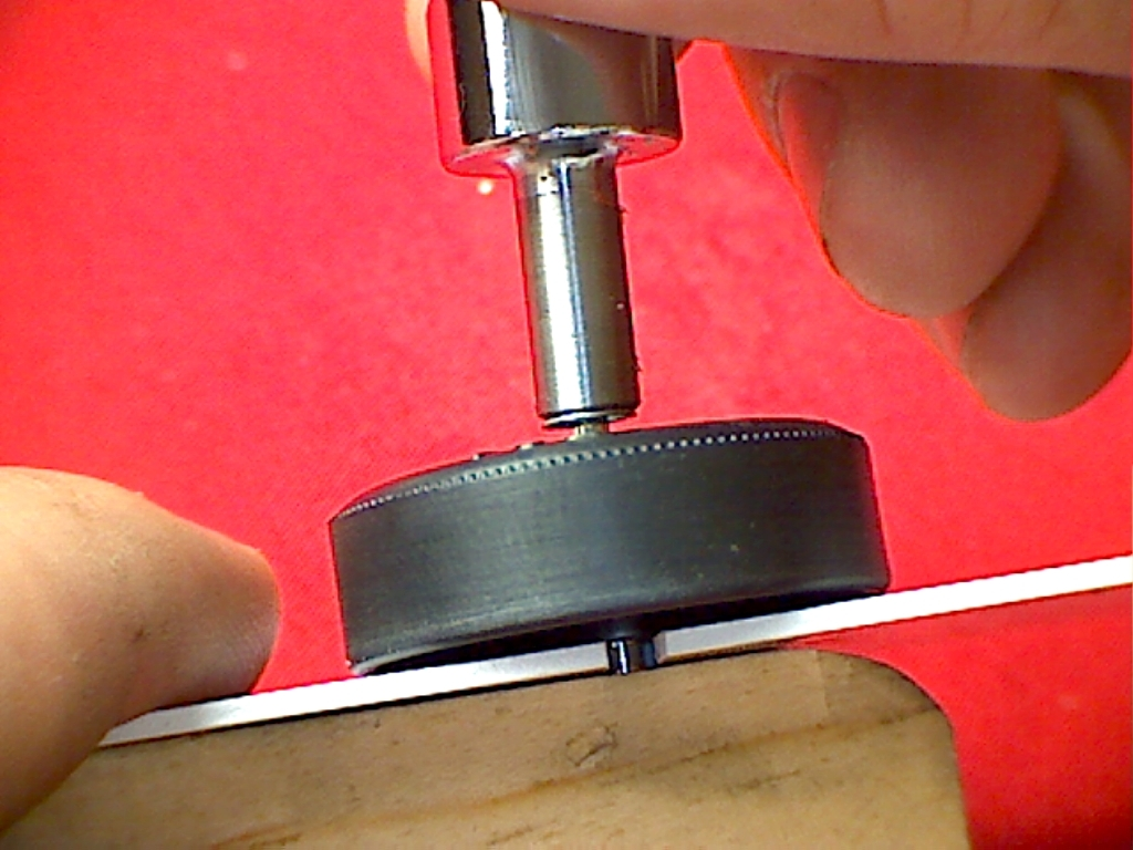 pinewood derby axle install tool