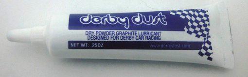 fastest pinewood derby graphite