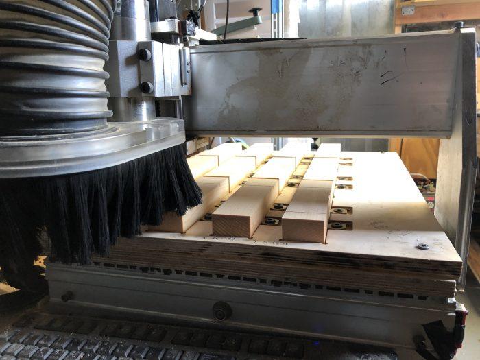 Pinewood Car Precision Block
