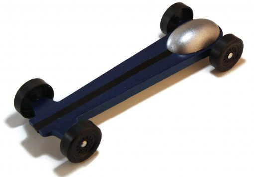 Pinewood Derby Car weight Canopy Lead tungsten round dome cockpit