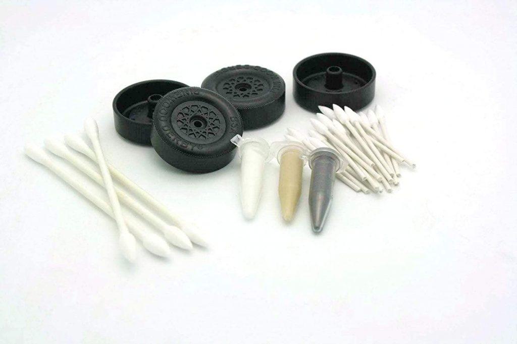 Polishing Pinewood Wheel Bores