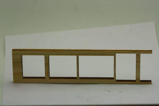 Pinewood Derby Ladder Car Body - XL