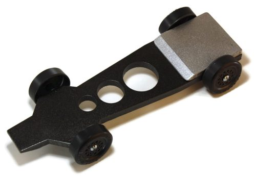 Pinewood Derby Weight Flat Canopy