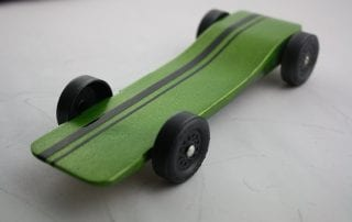How to Make a Fast Pinewood Derby Car