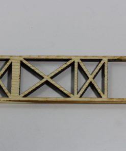 Pinewood Derby Ladder Car Body - Xframe