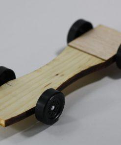 Pinewood Derby Ladder Car Body - Flathead