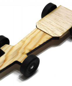 Pinewood Derby Car Kit - Bullet