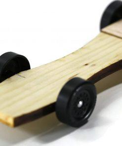 Pinewood Derby Car Kit - Flat Head