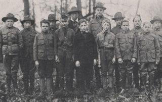 Boy Scouts Pinewood Derby