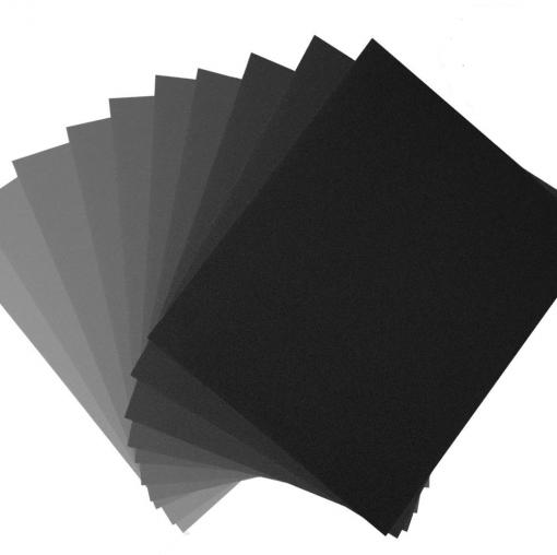 Pinewood Axle Sand Paper