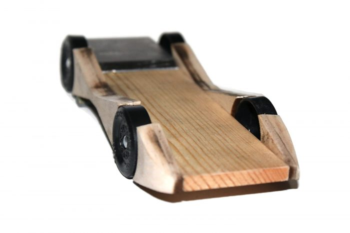 Pinewood Derby League Car - Model A
