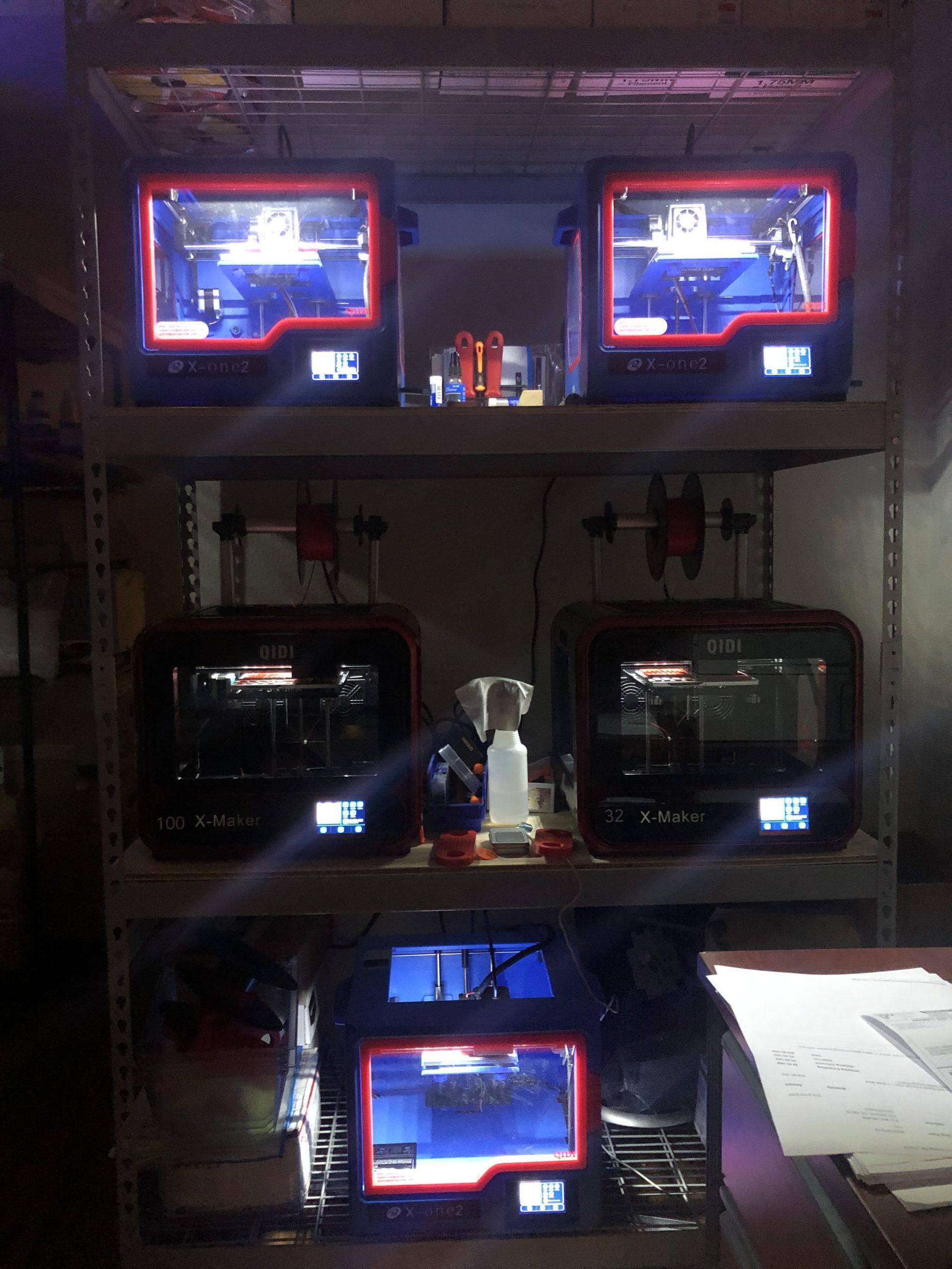 Derby Dust 3D Printing