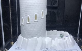 Derby Dust 3d Print Lab Dice Tower