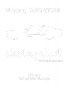Free Pinewood Derby Car Templates Designs Plans #2