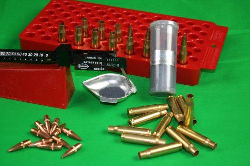Reloading Tungsten Disulfide WS2 Powder
