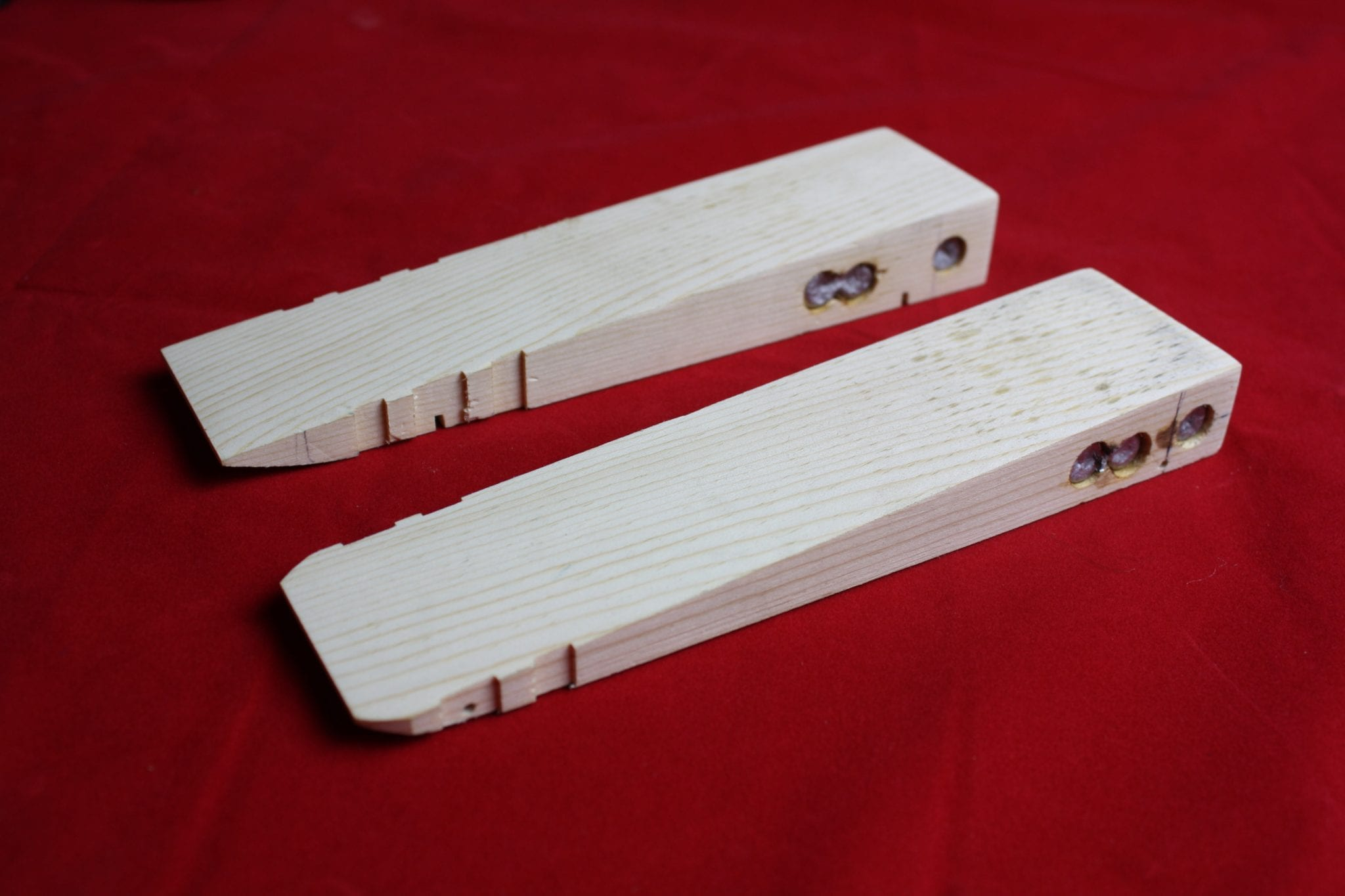 Wedge Pinewood Derby Car Complete Kit Wheels Axles Weight Lube