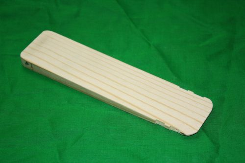 Pinewood Derby Car Body ONLY --- A Grand Prix Super Slim Wedge