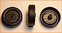 Pinewood Derby Speed Wheels - Derby Worx Pro Inertia-Lites
