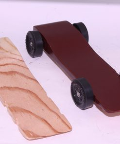 Physics Lecture Pinewood Derby Car Kit