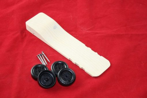 """Pinewood Derby Complete Car Kits --- """"Physics Lecture"""""""