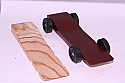 "Pinewood Derby Complete Car Kits --- ""Physics Lecture"""