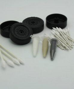 Pinewood Derby Wheel Polish Kit