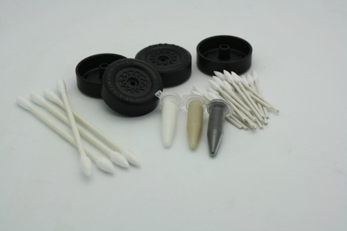 Pinewood Derby Wheel Polish Kit