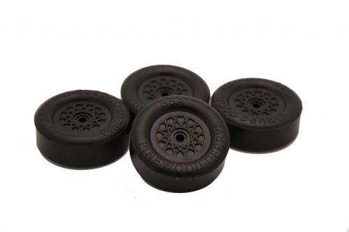 Pinewood Derby Stock Wheels #2 6 9 Mold Factory BSA