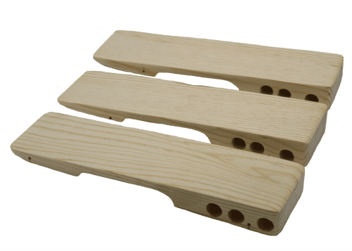 Pinewood Derby Car Body - Sole Runner