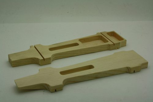 Pinewood Derby Body Ultra Lite Mongoose