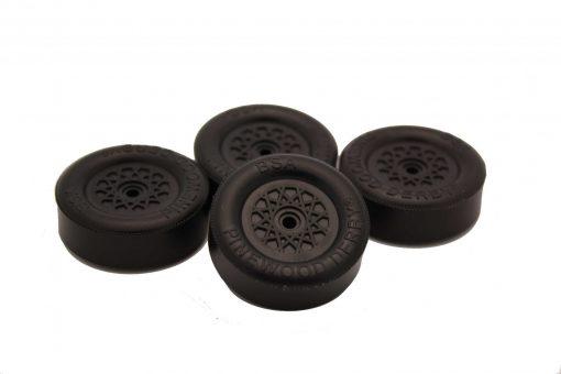 Pinewood Derby Speed Wheel - 2.05 gram
