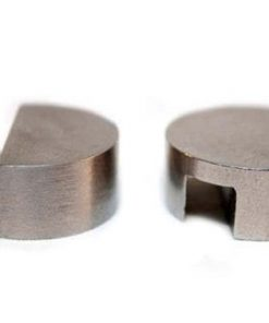Pinewood Derby Tungsten Disc Slotted
